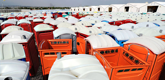 Champion Portable Toilets in Round Rock, TX